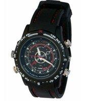 Špionážní hodinky s kamerou a diktafonem W20 0b0122e863c