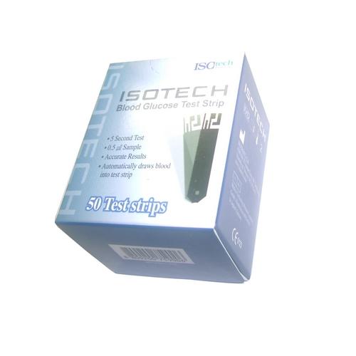 Testovací proužky pro glukometr LGM701B