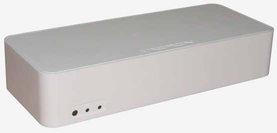 Digitální Real-time DVR rekordér pro 4 kamery, H.264, mininiaturní a tiché provedení DVR 2004 SILENT