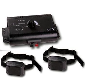 Elektronický ohradník iTrainer HT-023 pro 2 psy