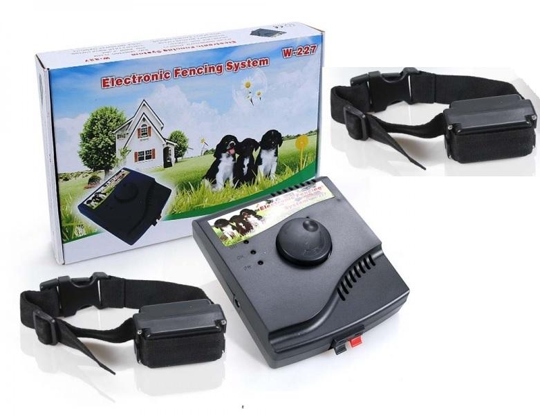 Elektronický ohradník iTrainer W227B - pro 2 psy