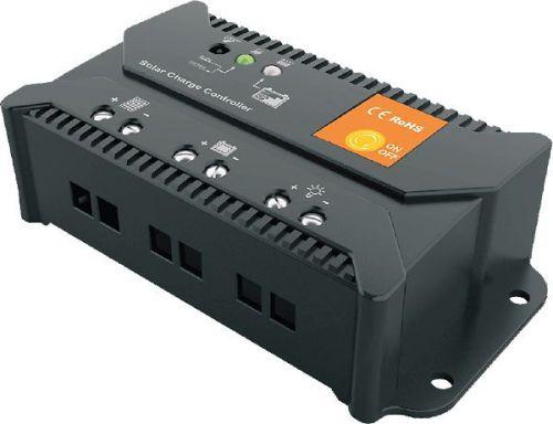 Solární regulátor PWM CARSPA ENS12/24-15 12V-24V/15A