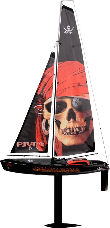 Pirate 2,4GHz RTR plachetnice