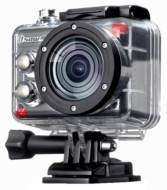 outdoorová kamera ISAW 1080P Wi-Fi 60 FPS