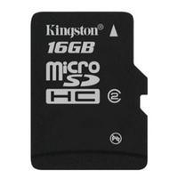 TRANSCEND 16GB microSDHC (Class 4)