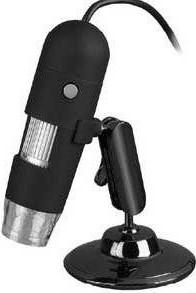 HMI-05U USB mikroskop 500x digitální kamera 2Mpix přisvětlení