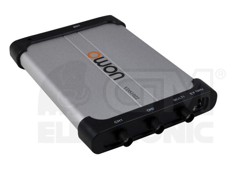 USB osciloskop OWON VDS1022