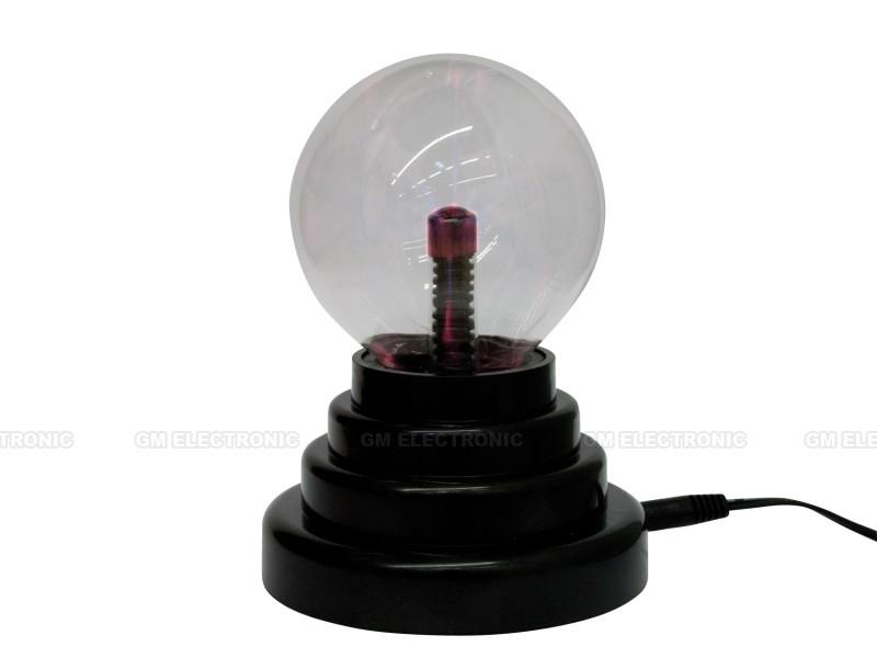 Magická plazma koule USB