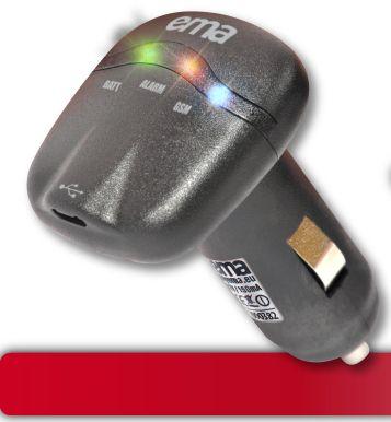 GSM alarm do automobilu - EMA autoalarm