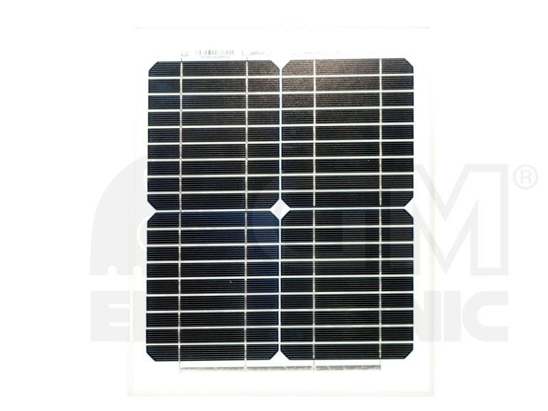 Fotovoltaický solární panel SFM10W 18V/0,56A
