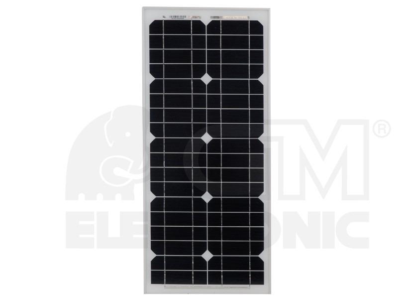 Fotovoltaický solární panel SFM20W 18V/1,11A