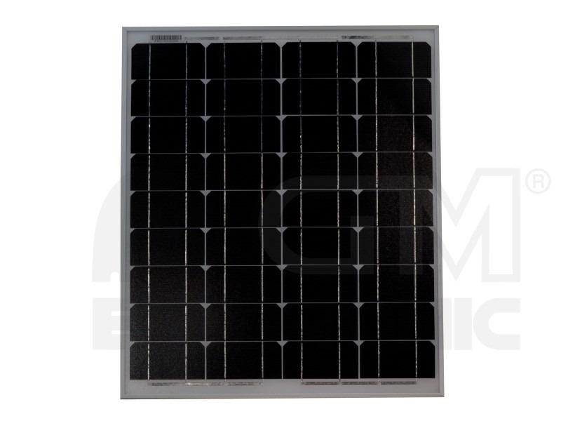 Fotovoltaický solární panel SFM50W 18V/2,78
