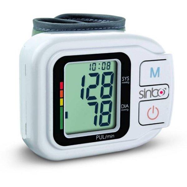 Sinbo SBP-4604 Digitální monitor na měření tlaku *IHNED SKLADEM *