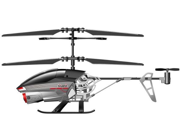 R/C helikoptéra 2,4GHz Spy Cam II (s kamerou)