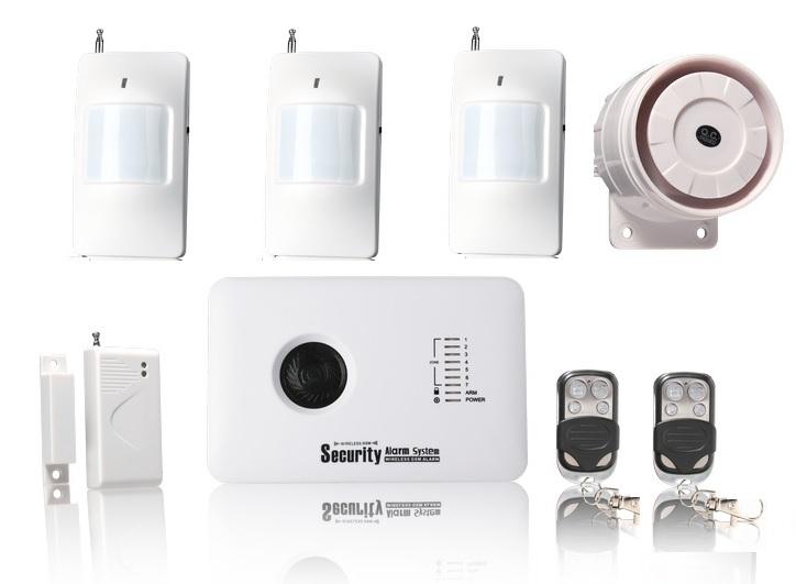 Bezdrátový GSM Alarm Intelliquard IG Standard