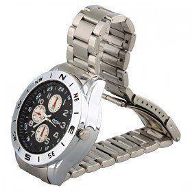 Kamera v hodinkách JK-027 záznam AVI,paměť 4GB