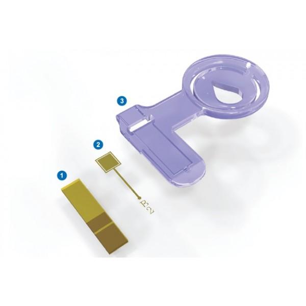 Testovací proužky pro měření krevního cukru pro CERA-CHECK 3in1 GHL