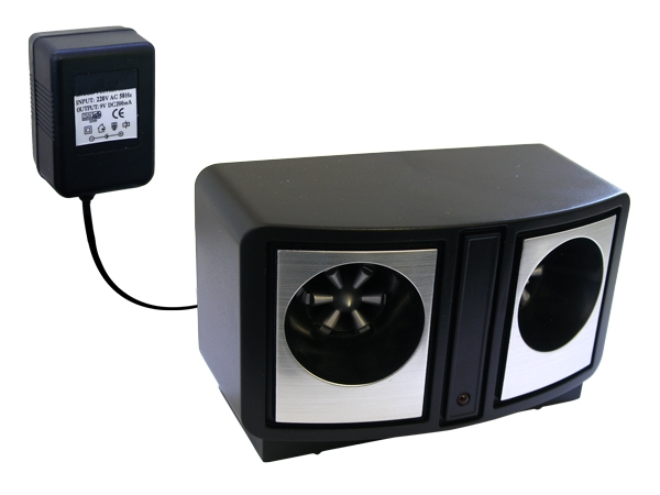 Ultrazvukový odpuzovač hlodavců a hmyzu X4-Life