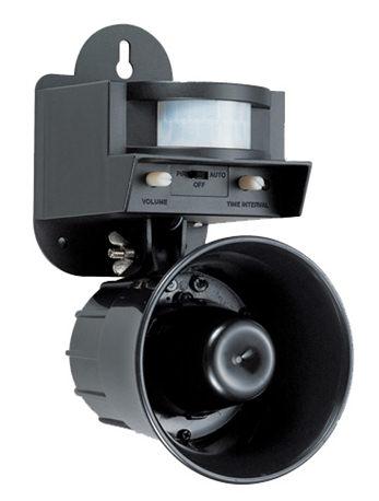 Plašič ptáků elektronický odpuzovač špačků Hutermann SB-2001