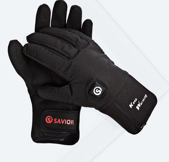 01b9530fa4e Savior Vyhřívané sportovní rukavice SOFTSHELL 7