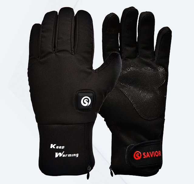 54337a9632d Savior Vyhřívané sportovní rukavice SOFTSHELL 7