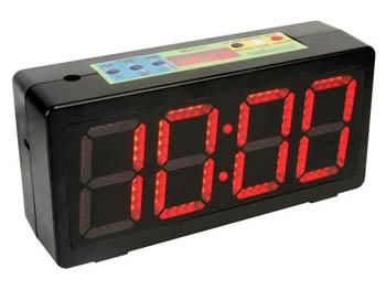 Stolní hodiny RED Jumbo 4812109