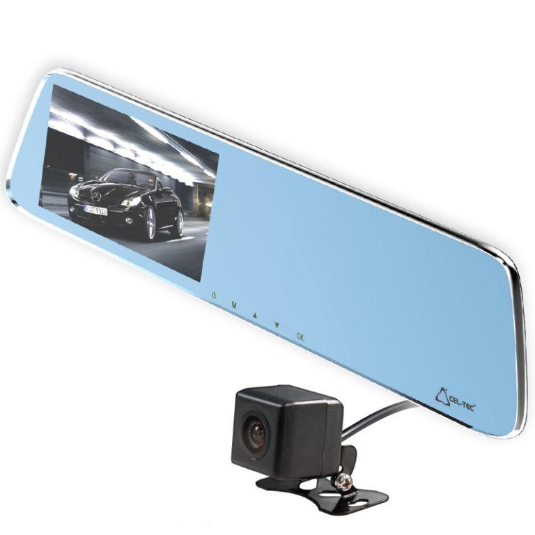 Palubní kamera CEL-TEC M6 Dual