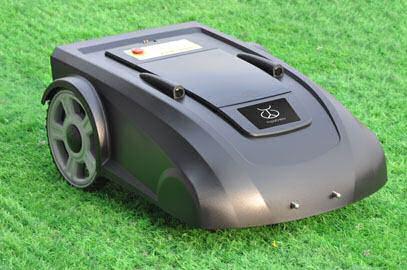 Automatická robotická sekačka Hutermann SmartMower 2000