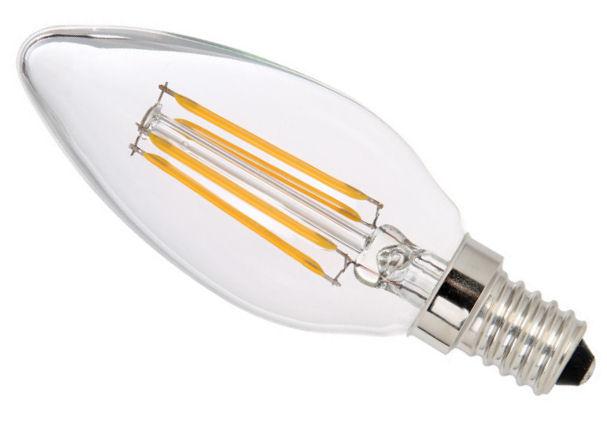 LED žárovka vláknová E14 Filament 3,5W